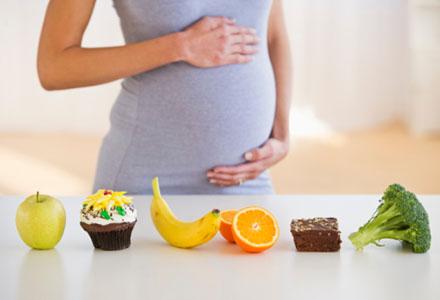 zwanger wat niet eten
