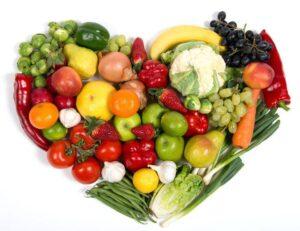 Gezond eten voor haargroei