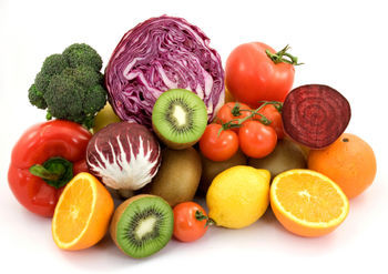 diabetes en fruit eten