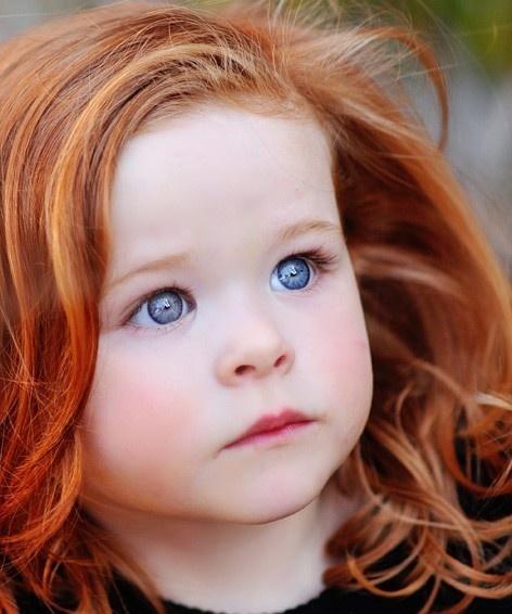 kind met rood haar