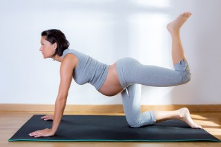 gymnastiek als je zwanger bent
