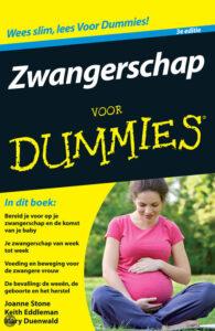 Zwangerschap voor dummies boek