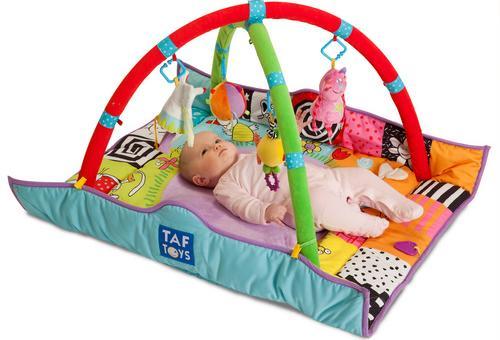 Baby speelgoed – Wanneer welke speeltjes voor de baby