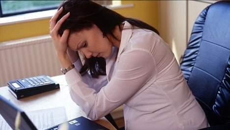 zwanger en stress