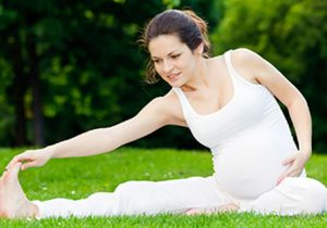 rekoefeningen tijdens de zwangerschap