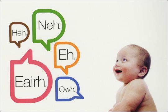 baby leren praten