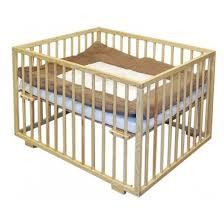 verstelbare baby box