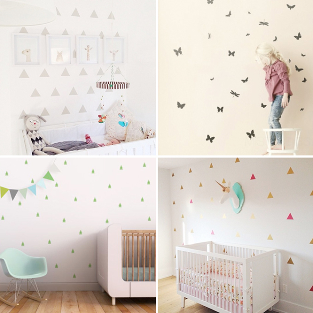 Baby behang inspiratie tips voor de kamer - Modern behang voor volwassen kamer ...