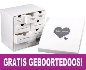 geboorte doos