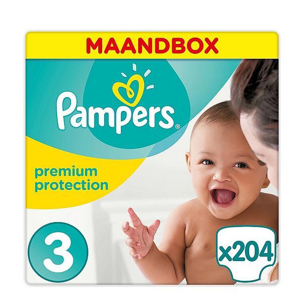 Tip van de dag: 50% korting op Pampers Premium Protection bij Wehkamp