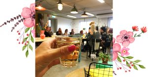 Bloggers Cafe Oost